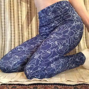 Disney Pants - Disney Frozen OLAF Snowman Winter Leggings